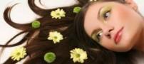 ماده غذایی و تضمینی برای زیباتر شدن موهای شما