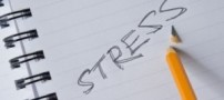 عوارض استرس بر پوست چیست