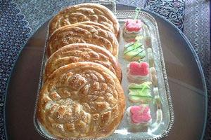 نان کره ای تبریزی