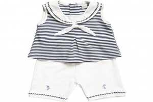 مدل لباس های گلچین نوزادی (2)