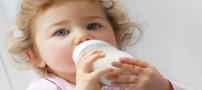 خطرات و زیان های جدی شیشه شیر برای نوزاد
