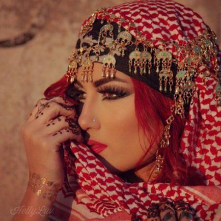 عکس زیباترین خواننده زن ایرانی در فهرست داعش