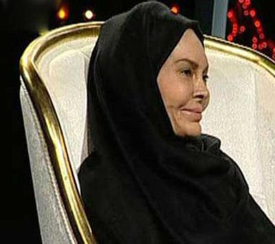 عمل زیبایی خانم حسنی دخت