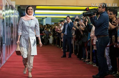 مدل لباس و تیپ های دیدنی بازیگران در جشن اختتامیه شهرزاد
