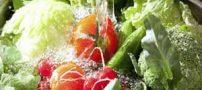 بهترین روش ضد عفونی سبزیجات