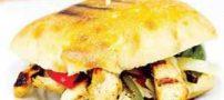 غذای رژیمی باربیکیوی مرغ