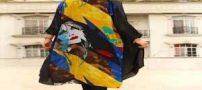 مدل مانتوهای ملکه های خیابانی تهران (عکس)
