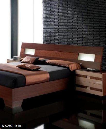 مدل دکوراسیون شیک اتاق خواب