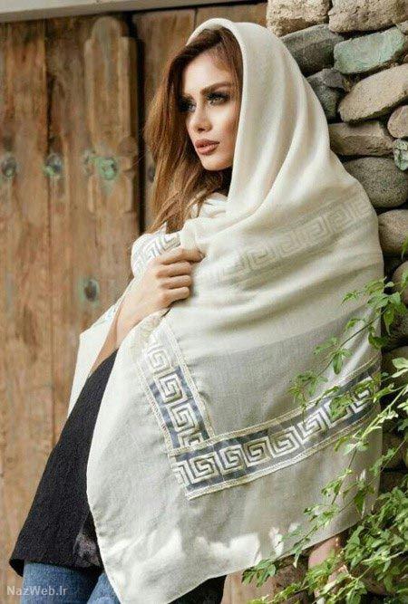 زیباترین مدل شال و روسری ویژه نوروز + مدل بستن