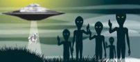 نحوه ارتباط موجودات فضایی با انسان !! تصاویر