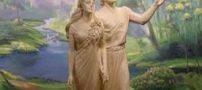 تصاویر ازدواج فرزندان حضرت آدم و حوا   ماجرا و زندگینامه