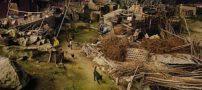 عجیب ترین روستایی که بشر تا حالا دیده + تصاویر