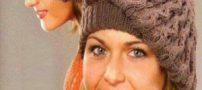 طریقه بافت انواع کلاه فرانسوی زنانه و دخترانه / آموزش بافت کلاه