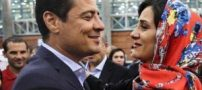 زنی که در آغوش علیرضا فغانی بود همسرش نبود! عکس و فیلم
