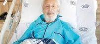 فیلم آخرین خبر از وضعیت جمشید مشایخی در بیمارستان