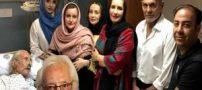 اختلال روانی سلبریتی های ایران با بازیگر بستری در بیمارستان +عکس