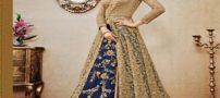 زیباترین مدل لباس های مجلسی پرنسسی تلفیق ایرانی هندی