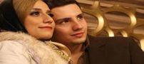 ماجرا و جزئیات عجیب ازدواج بازیگر 22 ساله کشورمان + عکس