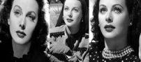 هدی لامار نازترین بازیگر زنی که وای فای را اختراع کرد | زیبا مخترع wireless
