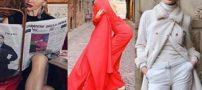چهره زیباترین زن مدلینگ و ستاره جهان | استریت استایل ژاکلینا بریدو