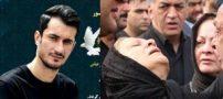 غرق شدن مجید غلام نژاد بازیکن استقلال + اینستاپست تسلیت چهره ها