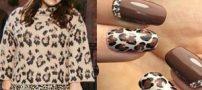 جدیدترین مدل لباس پاییزی زنانه با اکسسوری های پلنگی مد شده