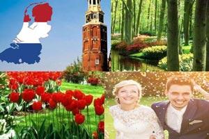 عکس جاهای دیدنی کشور هلند