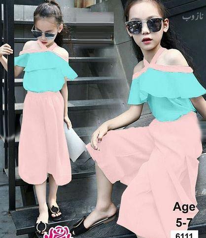 مدل لباس ترکی، آلمانی، آمریکایی دخترانه پسرانه (2 تا 12)