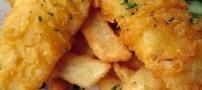 طرز تهیه ی محبوب ترین غذای انگلیسی
